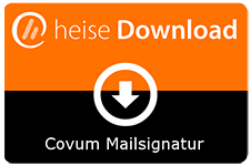 Covum Mailsignatur, Download bei Heise